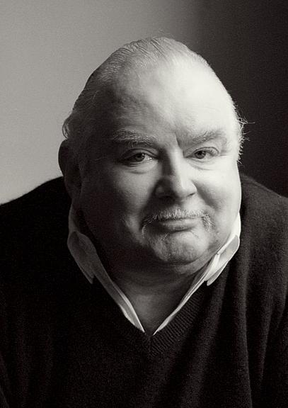 Peter Ackroyd © Walter White 2007
